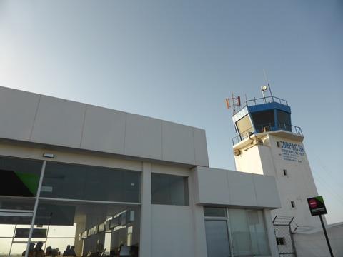 ピスコ空港