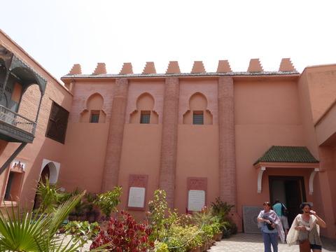 ㉑マラケシュ博物館