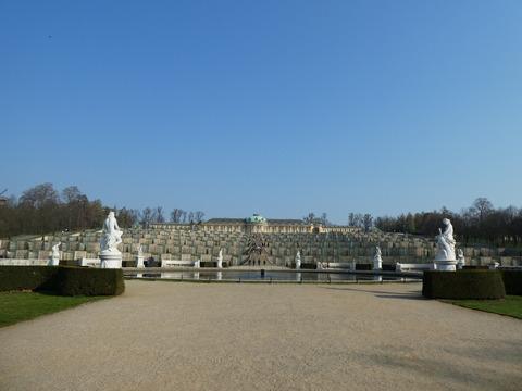 サンスーシ宮殿 (11)