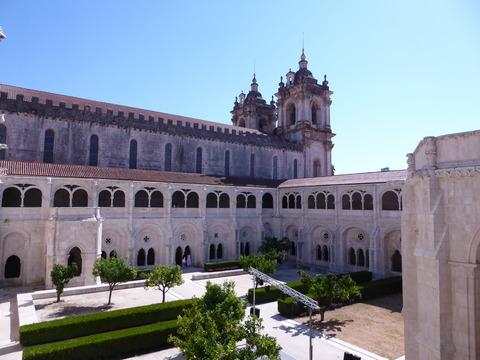 アルコバサ修道院 (44)ドン・ディニスの回廊
