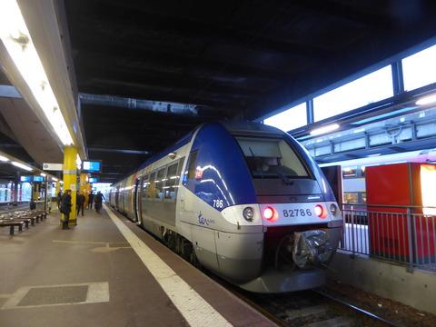 ルクセンブルク駅 (3)