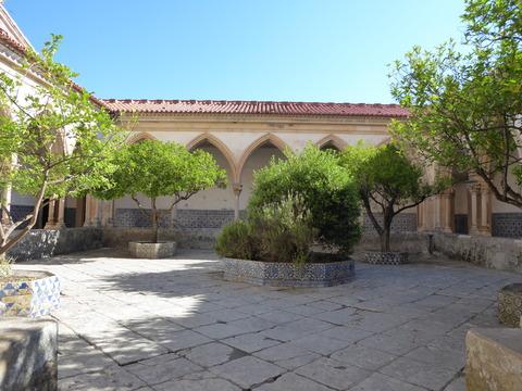 キリスト修道院 (16)墓の回廊