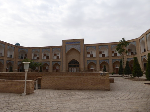 ムハンマド・アミン・ハン・メドレセ3