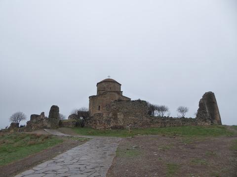 Jvari大聖堂 (1)