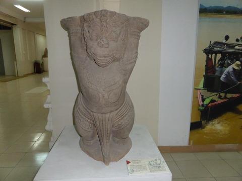 ②チャム彫刻博物館19
