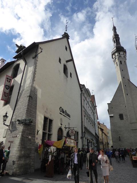 タリン旧市街30 Olde Hansa