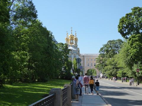 エカテリーナ宮殿 (1)