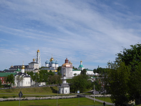 トロイツェ・セルギエフ大修道院 (1)