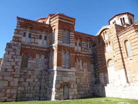 ④オシオス・ルカス修道院 (90)