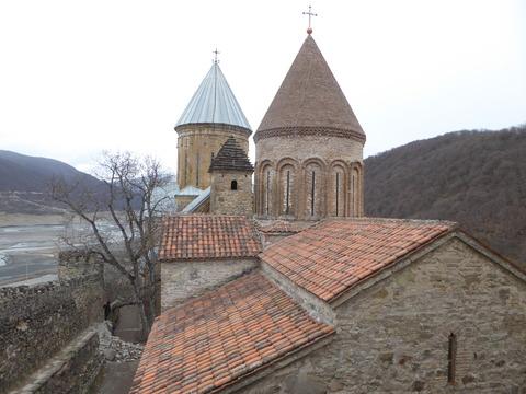 Ananuri教会 (21)