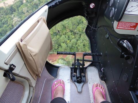 ヘリコプター遊覧 (6)