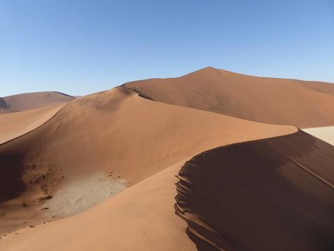 ナミブ砂漠 15