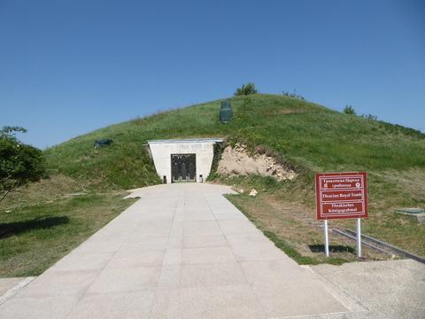 スベシュタリのトラキア人墳墓 (7)