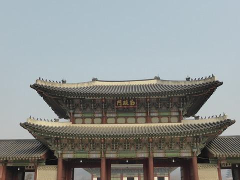 景福宮2勤政門