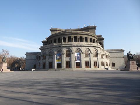 エレバン歌劇場 (1)
