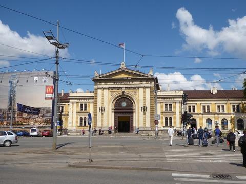 ベオグラード駅