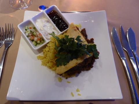 夕食 Karibu 3