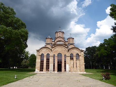 グラチャニツァ修道院 (5)