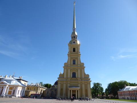 ペトロパブロフスク要塞 (73)