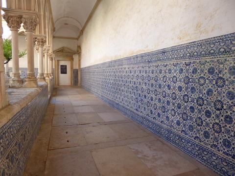 キリスト修道院 (17)墓の回廊