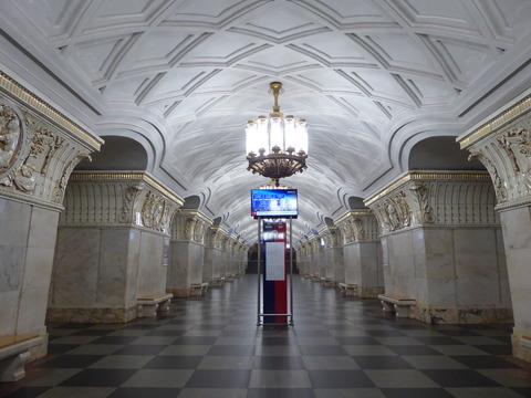 プロスペクトミーラ駅 (2)