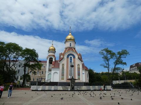 イゴリチェルニゴフスカバ教会