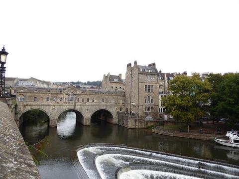 Bath (10)Pulteney Bridge
