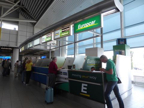 ソフィア空港 (3)