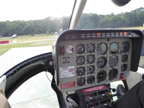 ヘリコプター遊覧 (2)