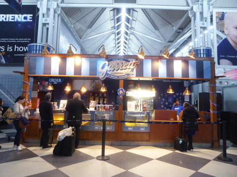 シカゴ空港 (3)