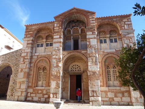 ④オシオス・ルカス修道院 (17)