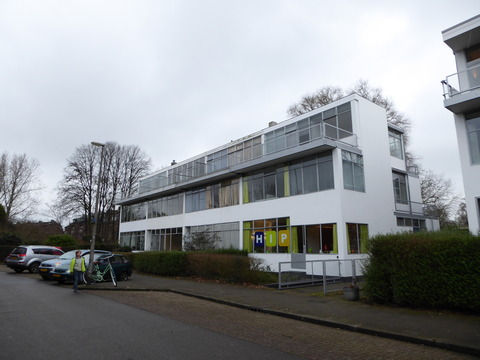 Rietveld Schroder House (80)