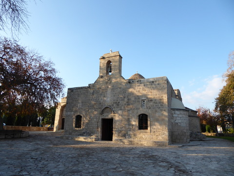 Angeloktisti Church (1)