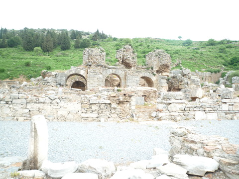 ⑬-1エフェス遺跡