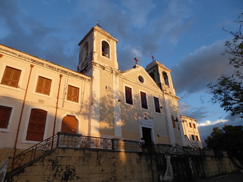 サンルイス旧市街 (103)カルモ教会