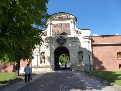 ペトロパブロフスク要塞 (1)