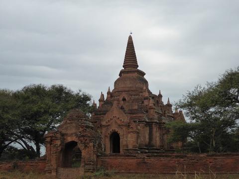 Khay-min-gha-temple