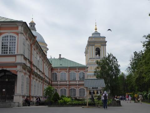 アレクサンドル・ネフスキー大修道院 (1)