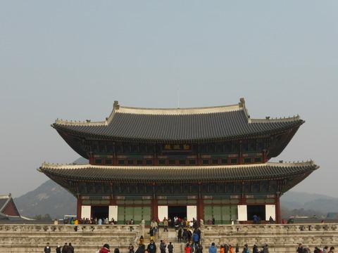 景福宮3勤政殿