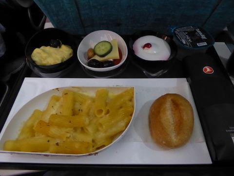 機内食 (2)