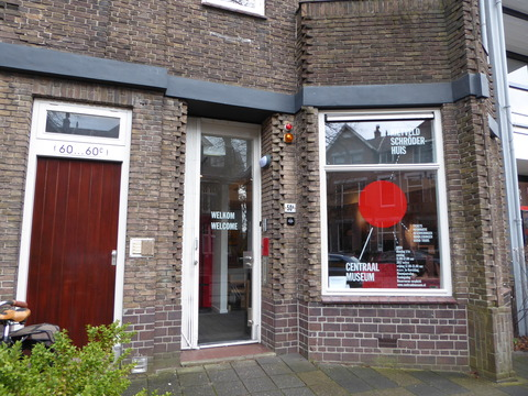 Rietveld Schroder House (1)