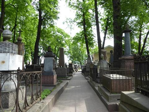 ラザレフ墓地 (2)