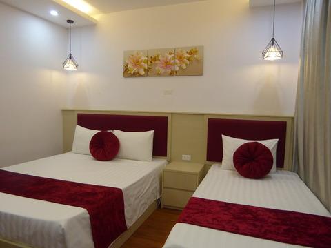 Hanoi Passion Suite Hotel (3)