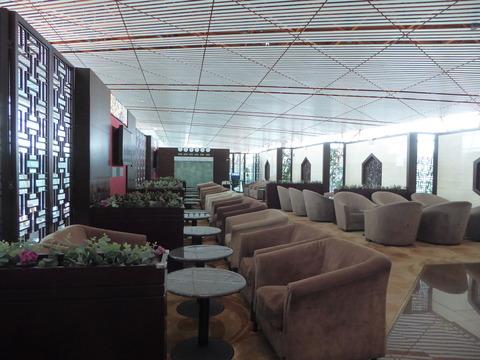 北京空港ラウンジ (6)