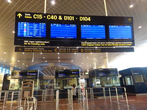 コペンハーゲン空港 (3)
