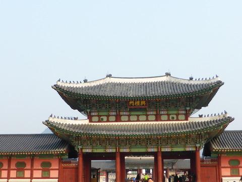 景福宮1興礼門