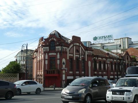 ウラジオストク (14) 旧堀越商店