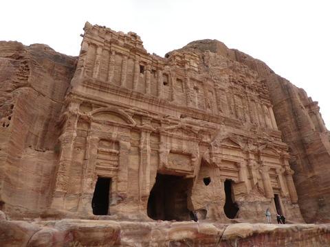 王家の墓 (60)宮殿の墓