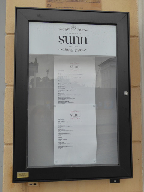 Ravintola Sunn3