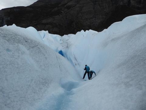 氷河トレッキング (124)